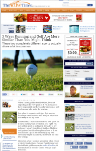 The Active Times - Golf Expert