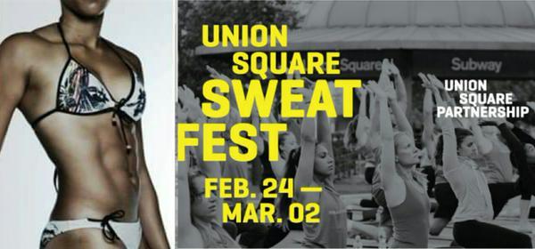Union Square Sweatfest